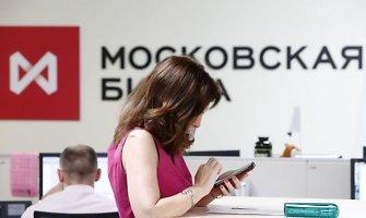Rusijos ekonomika: vis dar laikosi, tačiau investuotojams tampa nebepatraukli