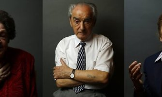 """Aušvico išlaisvinimo 70-etis: išgyvenusieji – """"Reuters"""" fotografų portretuose"""
