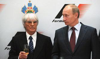 ES po savaitės iš Rusijos gali atimti teisę rengti visas tarptautines sporto varžybas