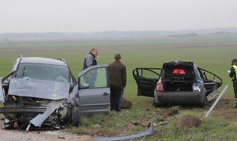Kėdainių teisėjo Vitalijaus Kondratjevo sukeltoje avarijoje žuvo teisėja Dalia Buziliauskienė
