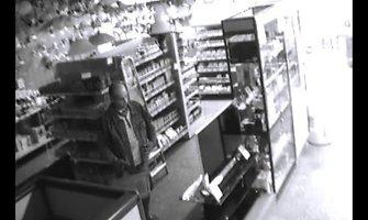 """Ignalinoje ieškomas """"Senukų"""" lankytojas, įtariamas TV imtuvo vagyste"""