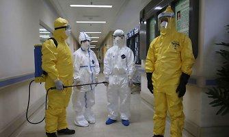 Penki mitai apie Ebolos virusą, kurie tik tuščiai kelia paniką