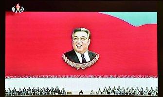 Buvęs Šiaurės Korėjos lyderis iš gydytojų reikalavo surasti ilgaamžiškumo receptą