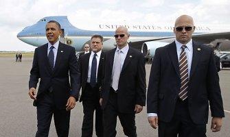 JAV slaptoji tarnyba: 6 kartai, kai galingiausios valstybės agentai gėdingai susimovė
