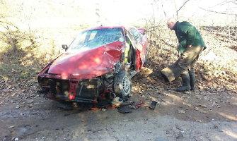 Spalio 24–30 dienomis šalies keliuose įvyko 73 eismo įvykiai, 10 žuvusiųjų