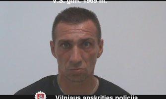 Vilniuje sulaikyta 4 plėšikų grupė, vienas įtariamųjų smaugdavo aukas iki sąmonės netekimo