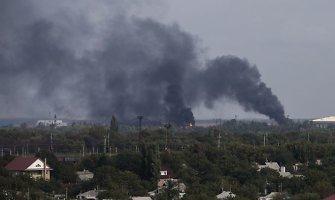 Rusijos armija užėmė du Donecko oro uosto terminalus