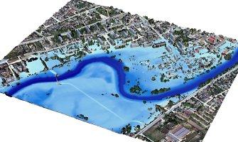 Apsisaugoti nuo stichinių reiškinių Lietuvoje padės mokslininkų sukurti potvynių žemėlapiai
