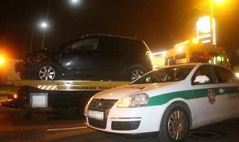 Nevykęs posūkis į Cukraus gatvę Kėdainių policininkui apkartino gyvenimą