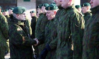 Lietuvos kariuomenės ryšių specialistai dalyvaus trijose NATO misijose