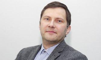 """Virginijus Savukynas: """"Prieškario Kaune buvo trikalbės lentelės, ir lietuviai nenutautėjo"""""""