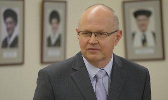 MRU Senato pirmininku išrinktas profesorius Gintaras Aleknonis