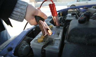 Jei per šalčius nepavyksta užvesti mašinos, kaltas akumuliatorius ar jūs pats?