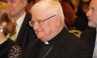 Telšių vyskupas Jonas Boruta švenčia 70 metų jubiliejų