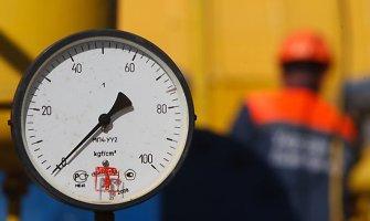"""""""Gazprom"""" jau 25 proc. sumažino dujų tiekimą į Slovakiją"""