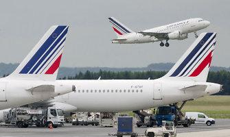 """""""Air France"""" pilotai tęs streiką iki rugsėjo 26-osios"""