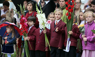Rugsėjo 1-oji: Lietuvoje prasideda nauji mokslo metai