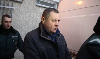 Panevėžio ligoninės direktorius Ivanas Dorošas mėnesiui lieka už grotų