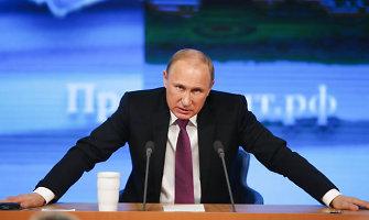 Sankcijų prispaustus Rusijos turtuolius atstumia ir Vladimiras Putinas