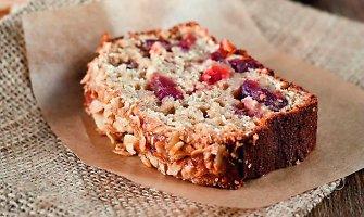 Išradingi receptai su spanguolėmis – ir desertui, ir pietums