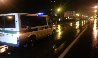 Klaipėdoje partrenkta per perėją ėjusi moteris, vairuotojas paspruko