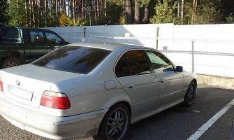 Su cigarečių kontrabanda įkliuvusiam plungiškiui gresia netekti ir seno, bet dar gero BMW