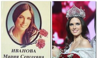 Mis Rusiją ištiko šokas – savo nuotrauką su mirties data ji išvydo antkapių reklamoje