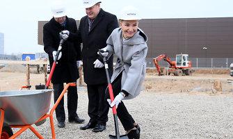 """Prie Kauno """"DPD Lietuva"""" pastatys didžiausią Baltijos šalyse siuntų rūšiavimo terminalą"""