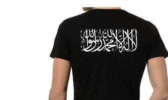 Stambule klesti būsimiesiems džihadistams drabužius siūlanti parduotuvė