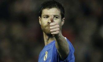 Xabi Alonso atsisveikina su Ispanijos futbolo rinktine