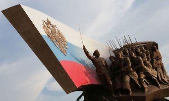 Kremliaus haliucinacijų paveikti Rusijos istorikai supykdė kolegas iš Europos