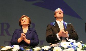 Opozicija neleido Seimo Žmogaus teisių komitetui svarstyti V.Uspaskicho reabilitacijos