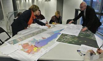 Šiaulių urbanistiniame forume – miesto plėtros vizijos šalies architektų akimis