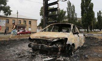Paramą į Ukrainą nuvežę lietuviai: supratome, kaip arti vyksta karas