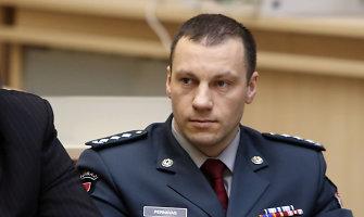 """Naujasis policijos vadas Linas Pernavas: """"Atėjau ne griauti, o kurti"""""""