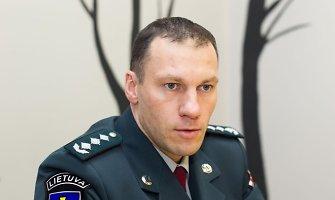 Generalinis komisaras Linas Pernavas: studentės žudiko paieškų taktika buvo gera