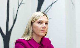 Agnė Bilotaitė kreipėsi į VTEK dėl buvusio vidaus reikalų viceministro A.Juocevičiaus