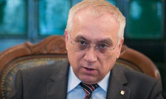 Ukrainos ambasadorius Valerijus Žovtenka: Ukrainai skubiai reikia ginklų
