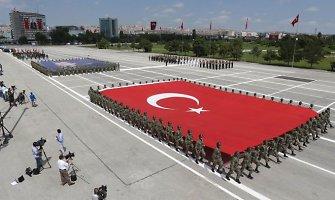 JAV diplomatas Turkijoje iškviestas pasiaiškinti dėl Vašingtono vykdyto šnipinėjimo