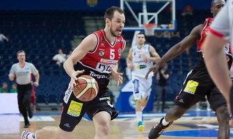 Stepas Babrauskas Turkijoje žaidė rezultatyviau už Renaldą Seibutį