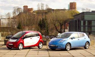 Elektromobiliai lietuviams – vis dar tik labai brangi egzotika
