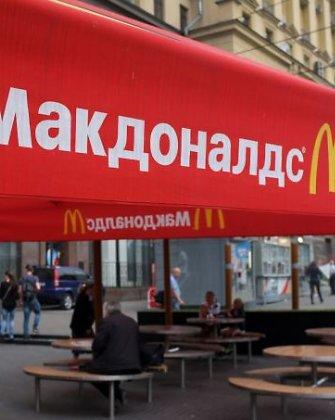 """Vladimiro Putino taikinys – dar 200 """"McDonald's"""" restoranų"""