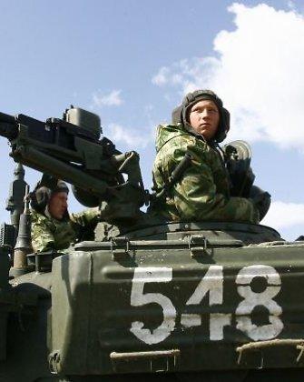 JAV apkaltino Rusiją, kad jos kariai įsiveržė į Ukrainą