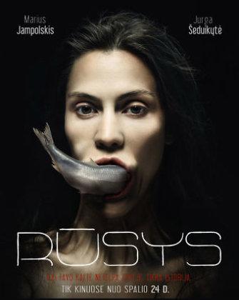 """Internautai šmaikščiai patobulino lietuviško siaubo filmo """"Rūsys"""" plakatą"""