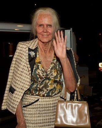 Heidi Klum Helovino vakarėlyje pasikeitė neatpažįstamai