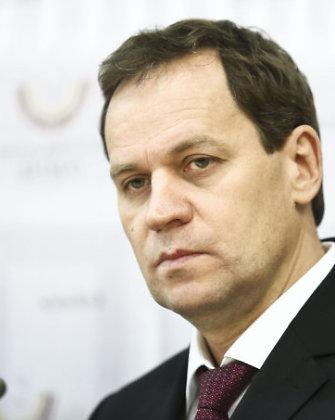 Valdemarui Tomaševskiui nepatogūs klausimai nepatinka net prieš rinkimus