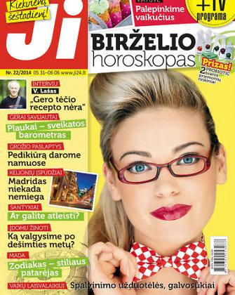 """Šeštadienį naujame žurnalo """"Ji"""" numeryje – birželio horoskopas ir gausybė vasariškų patarimų"""