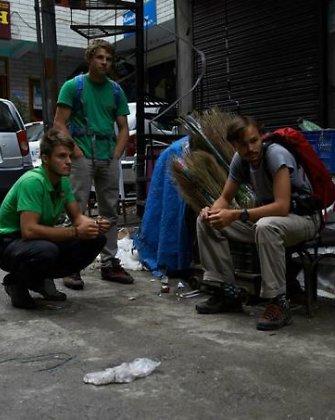 Į Indiją palaipioti uolomis: pakeliui į Himalajus – Delio priemiesčiai ir pažintis su indais