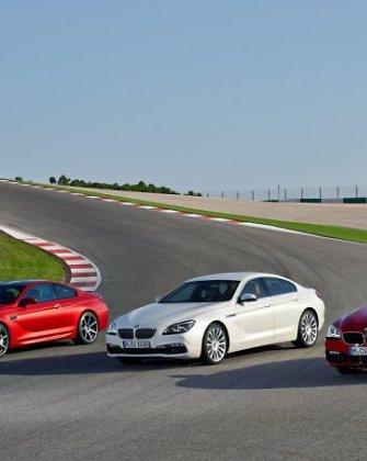 BMW atnaujino 6 serijos modelių gamą