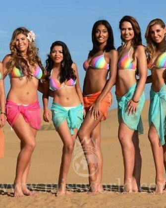 """Gražuolės kūno nebedemonstruos: """"Mis Pasaulis"""" nuo kitų metų atsisako bikinio rungties"""